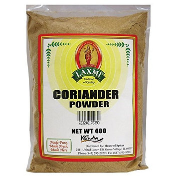 Laxmi All-Natural Ground Coriander Powder - 14oz