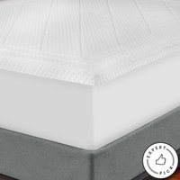 Therapedic® Quilted Deluxe 3-Inch Memory Foam Twin XL Bed Topper