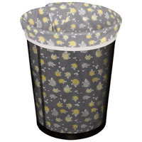 Planet Wise Small Reusable Trash Liner in Hedgehog