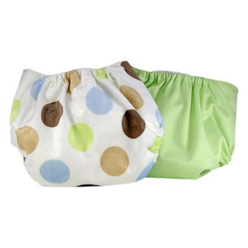 Pam Grace Creations 2-pk. Cloth Diapers - Green