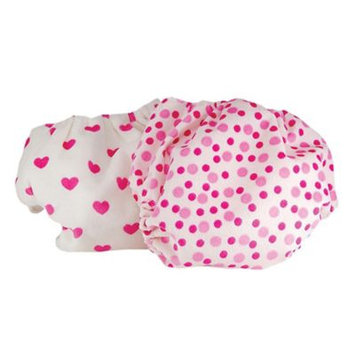 Pam Grace Creations 2-pk. Cloth Diapers - Pink