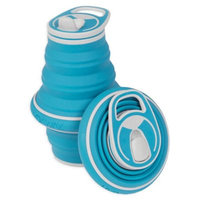 Hydaway Collapsible Bottle, Size One Size - Blue