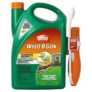 The Scotts Company Ortho Weed B Gon Max Plus Crabgrass Control 1.1 Gallon Ready to Use Wand