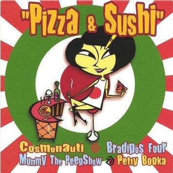 Cd PIZZA & SUSHI - PIZZA & SUSHI