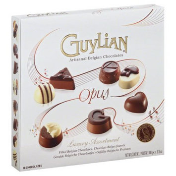 Guylian Belgian Chocolate Guylian Belgian 16-Piece Luxury Assortment Opus 6.35 oz