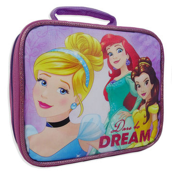 Princess Rectangular Lunch Bag