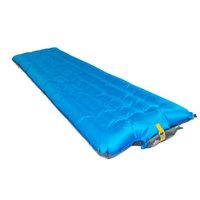 Windcatcher Technology Llc Windcatcher AirPad 2 Plus Sleeping Pad, BlueDark Grey