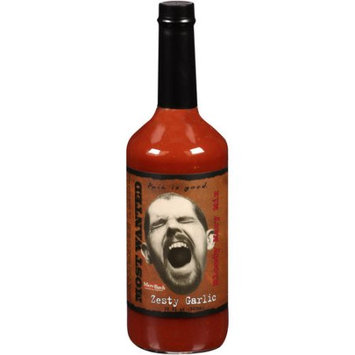 Original Juan PAIN IS GOOD ZESTY GARLIC BLOODY MARY MOST WANTED