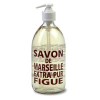 Compagnie de Provence - Liquid Marseilles Soap 16.9-oz 500-ml - Fig of Provence