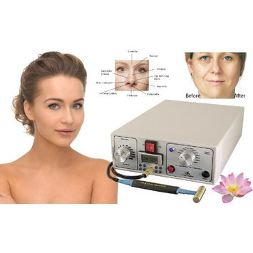 Beauty Ion Pro Deluxe Anti-Aging Hautpflege System für Facelift, Neck Lift, Bauch Tuck und Rejuvenation Salon und Medispa