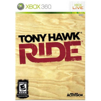 Activision Tony Hawk Ride - Game Only (Xbox 360) - Pre-Owned