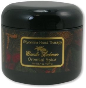 Camille Beckman Glycerine Hand Therapy, Oriental Spice