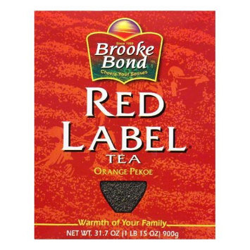 Brook Bond Tea Red Label -Pack of 6
