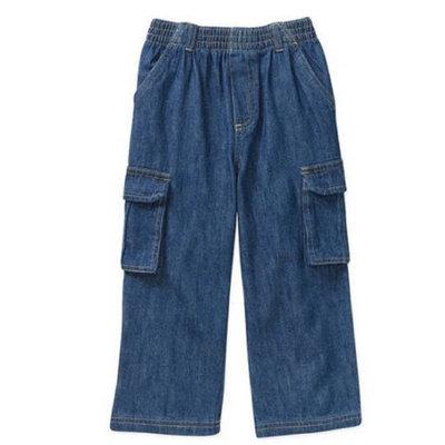 Garanimals Baby Toddler Boys' Denim Jeans Pants