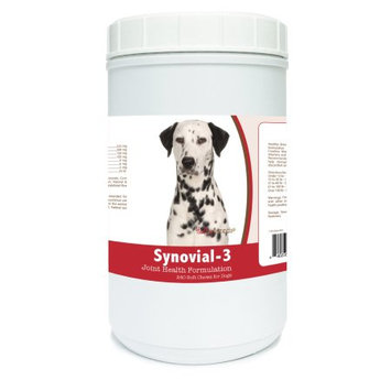 Healthy Breeds 840235105985 Dalmatian Synovial-3 Joint Health Formulation - 240 count