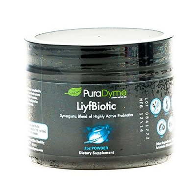 LiyfBiotic 2oz powder By Lou Corona is a dietary supplement