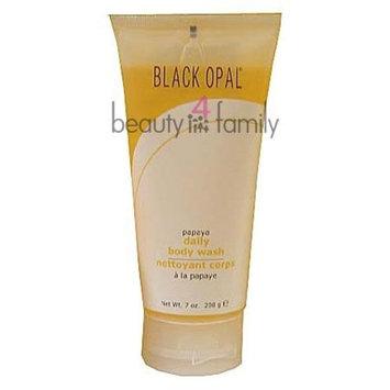 (Pack 2) Black Opal Papaya Daily Body Wash 6.7 Oz : Bath And Shower Gels : Beauty