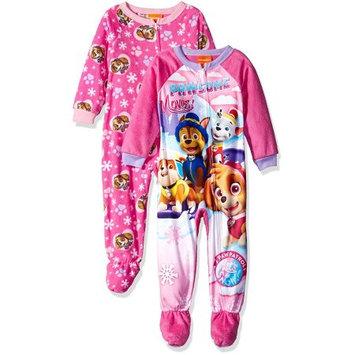 Ame Pink PAW Patrol Footie Set of 2 - Toddler