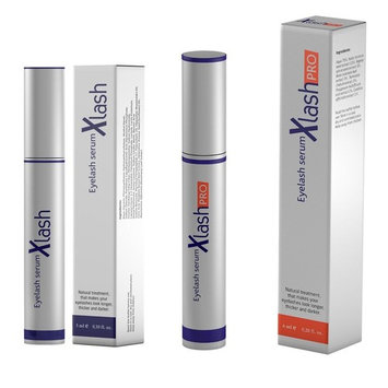 Xlash Eyelash Serum 3 ml + Xlash Pro Eyelash Serum 6ml + Makeup Blender