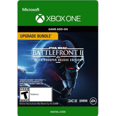 Interactive Communications Xbox One Star Wars Battlefront II: Elite Trooper Deluxe Edition Upgrade (email delivery)