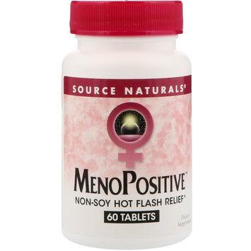 Source Naturals, MenoPositive, 60 Tablets