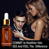 SNAZII 30ML Hair Growth Formula For Longer, Stronger, Healthier Hair - Scientifically Formulated with Biotin, Keratin, Bamboo & More! - For All Hair Types By DMZing