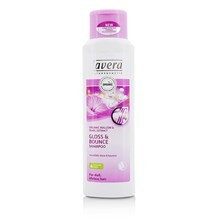 Lavera Organic Mallow & Pearl Extract Gloss & Bounce Conditioner (For Dull, Lifeless Hair) 200Ml/6.7Oz