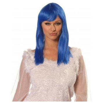 Wicked Wigs 812223011295 Women Eden Royal - Blue Wig
