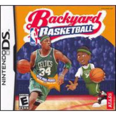 Atari Backyard Basketball - Sports Game - Nintendo DS