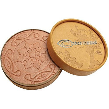 Couleur Caramel - Compact Bronzer N°28 Pearly Golden / 0.31 oz.