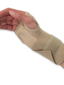 Core 6880 Ambidextrous Cock-Up Wrist Splint-Medium