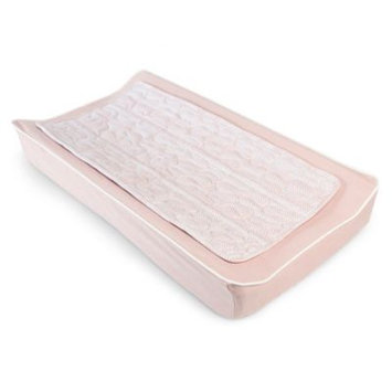Infant Oilo Changing Pad Cover & Topper, Size One Size - Pink