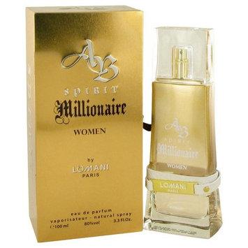 Spirit Millionaire by Lomani Eau De Parfum Spray 3.3 oz