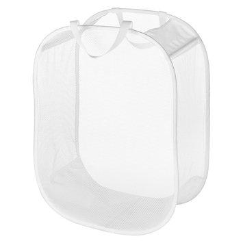 Room Essentials Pop Up Laundry Hamper - White