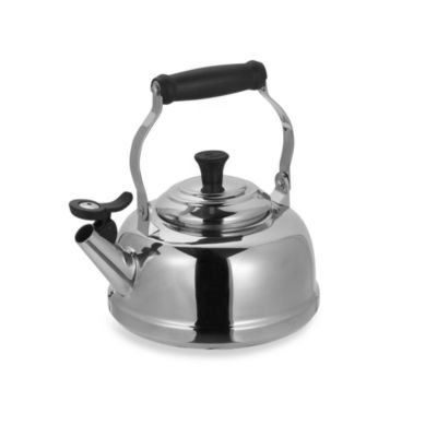 Le Creuset Classic Whistling Tea Kettle - Stainless Steel