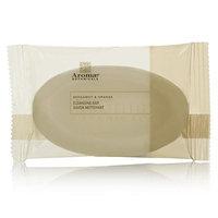 Aromae Botanicals Bergamot & Orange Cleansing Soap Lot of 1.6oz Bars. Total of 25.6oz (Pack of 16)