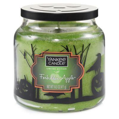 Yankee Candle Forbidden Apple Medium Jar Candle