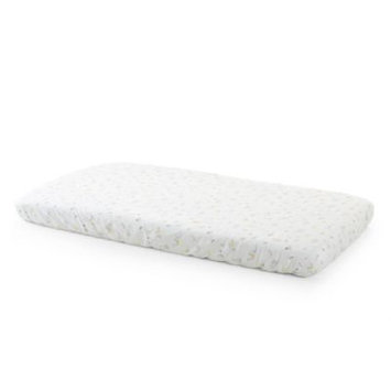 Stokke 2-Pack Fitted Sheets For Home Bed Mattress, Size One Size - White