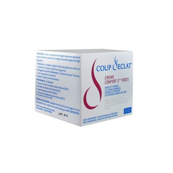 Coup D'Eclat Comfort Facial Cream 1St Wrinkles, 1.66 Ounce