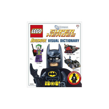 Levy Home Entertainment Lego Batman: The Visual Dictionary (Hardcover) by Daniel Lipkowitz