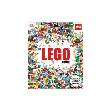 Levy Home Entertainment The Lego Book (Hardcover) by Daniel Lipkowitz