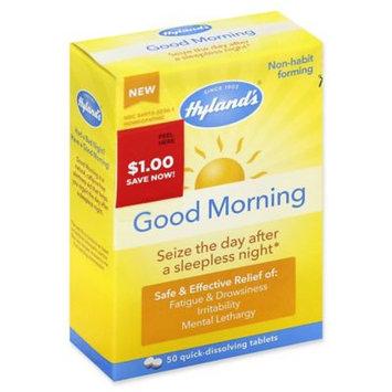 Hylands Hyland's Good Morning Tablets, 50 ea