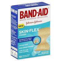 Band-Aid Flexible Bandages Skin Flex Finger - 10 ea