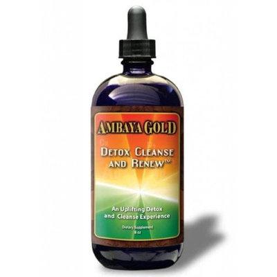 Ambaya Gold Detox Cleanse and Renew - 8oz