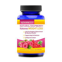 Totally Products, Llc. Totally Products Raspberry Ketones 60-capsule Weight Loss and Fat Burning Supplement (2 Bottles)