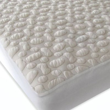 Weft-tex Pebble-Puff Organic Cotton Mattress Pad