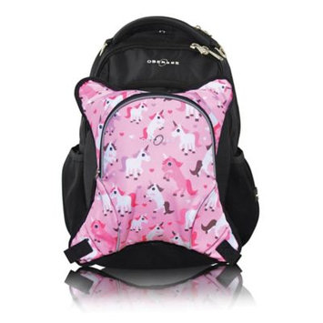 Obersee Oslo Diaper Bag Backpack and Cooler Unicorn - Obersee Diaper Bags & Accessories