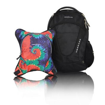 Obersee Oslo Diaper Bag Backpack and Cooler Tie Dye - Obersee Diaper Bags & Accessories