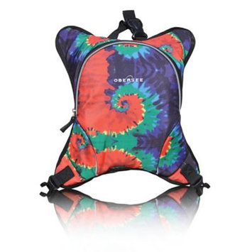 Obersee Baby Bottle Cooler Attachment Tie Dye - Obersee Diaper Bags & Accessories