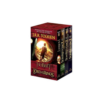 Levy Home Entertainment The Hobbit / The Lord of the Rings (Media Tie-In) (Paperback) by J.R.R. Tolkien